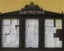 Image Albo Pretorio on Line
